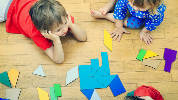 L'apprentissage par le jeu