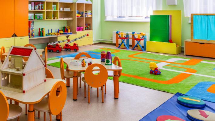 Classe de maternelle
