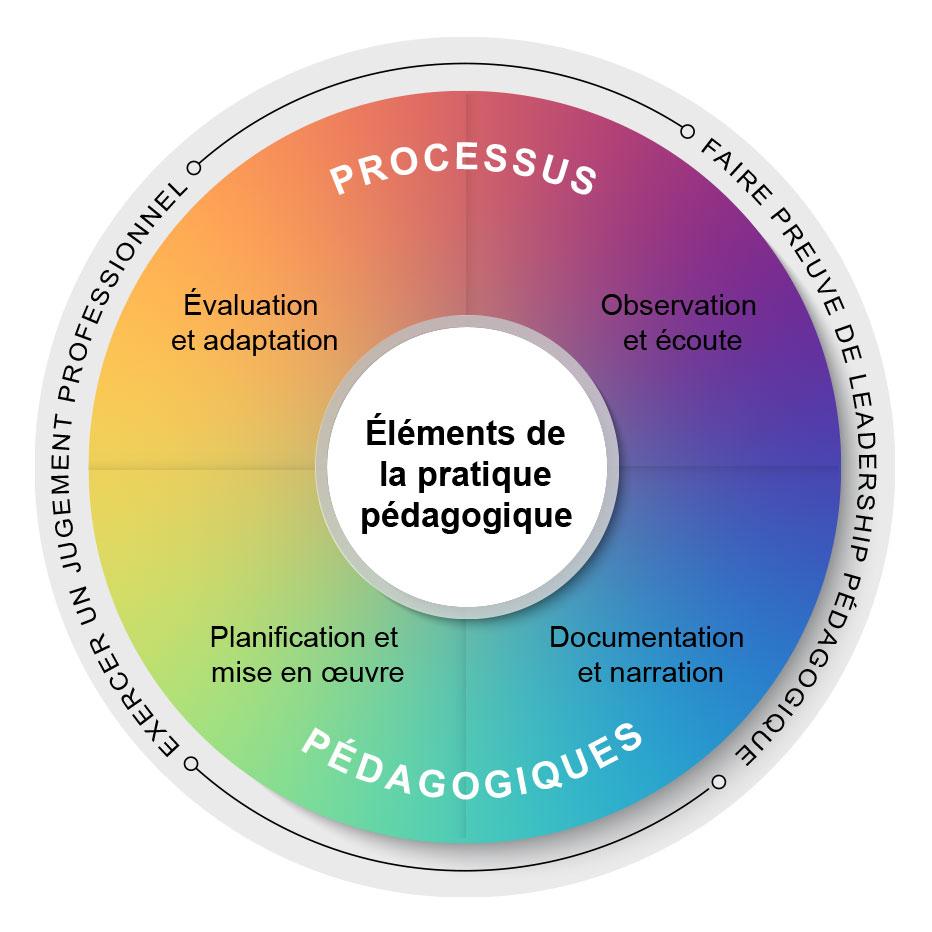 Les éléments de la pratique pédagogique